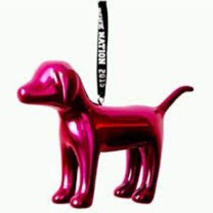 Victoria's Secret PINK Dog Ornament Limit Ed.